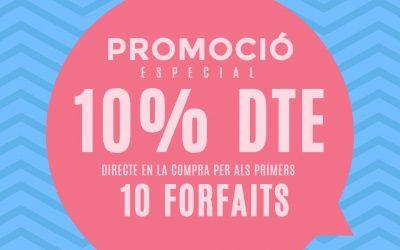 PROMOCIÓ NOVA WEB!