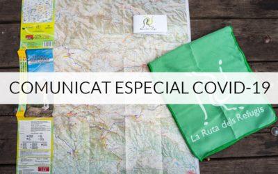 Comunicat especial COVID-19